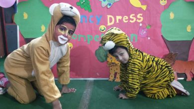 Photo of Kingswood Montessori School organises fancy dress competition