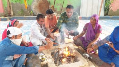 Photo of परोपकार करना परम धर्म: पप्पन सिंह गहलोत