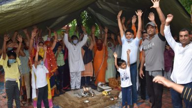 Photo of एक अलग पहचान बनाता श्री आशुतोष शिव मंदिर