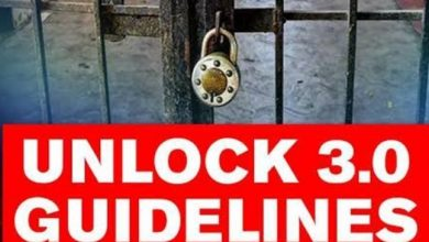Photo of UNLOCK 3 GUIDELINES