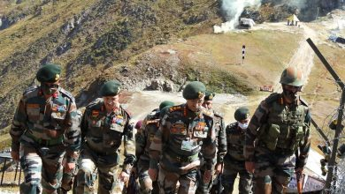 Photo of Army Chief Reviews Security  in the Kashmir Valley